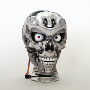 Chrome Skull : FREE to all StarBot owners